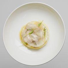 Ein Genuss für Augen und Gaumen gleichermaßen, die Gerichte des reinstoff Sterne-Restaurants Mitte | creme berlin