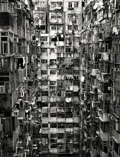 Peter Steinhauer Taikoo Windows, Hong Kong, 2009
