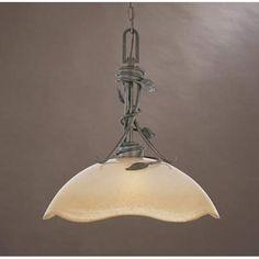 Timberline Old Bronze One-Light Pendant
