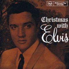 Elvis - Christmas With Elvis EP (Australia) White Christmas / Here Comes Santa Claus / O Little Town Of Bethlehem / Silent Night (1967)