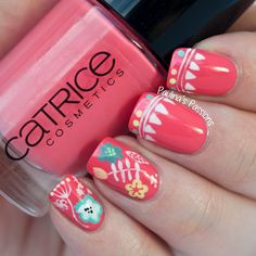 Bestie Twin Nails with Mina from Cubbiful – Cute Little Bird Nails