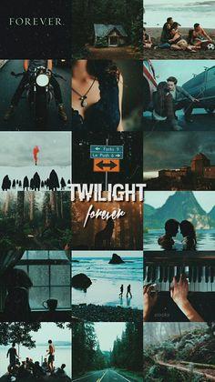 Twilight Forever wallpaper - credits: @xiockscreen on Twitter