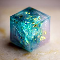 Resin Crafts, Resin Art, Cool Dnd Dice, Dungeons And Dragons Dice, Dragon Dies, Pen And Paper, Goblin, Creative, Decir No