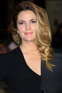 Drew Barrymore at the 'Miss You Already' film premiere on Sep 17, 2015 in London. (Photo: Shutterstock)