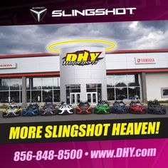 Here's a sign of spring have returned from their hibernation. Stop by and check out the selection of Slingshots and Slingshot parts and accessories waiting just for you. Polaris Slingshot, Spring Sign, Waiting, Just For You, Signs, Check, Accessories, Shop Signs, Sign