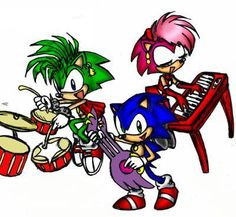 Sonic+Underground+by+ColbyDaytonHash.deviantart.com+on+@deviantART