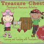 Arr there Matey.  This treasure chest is full of hands on activities to capture the attention of all the little ones in your class.  Children will ...