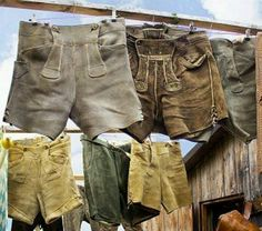 Lederhosen, lether trousers, #bavarian tradition,#bavaria