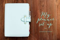 These are the best planner setup and use tips that I've seen.
