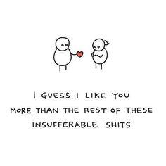 INTJ love.