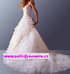 Svatební šaty INES Wedding Dresses, Fashion, Bride Dresses, Moda, Bridal Gowns, Fashion Styles, Wedding Dressses, Bridal Dresses