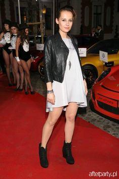 Aneta Figiel na imprezie Playboya
