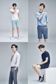 Ahn Jae Hyun and Ji Soo are the perfect summer boyfriends for 'Chris Christy' | allkpop.com