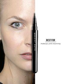 Indelible: Marc Jacobs Beauty Magic Marc'er Precision Pen, $30, Our 7 Favorite New Eyeliner Markers
