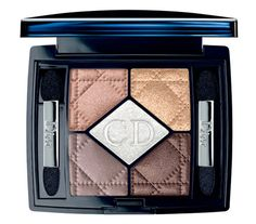 Dior, Grand Bal Limited Collection Chistmas 2012 — Palette 5 colori n. 764 Fairy Golds