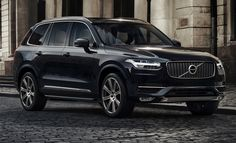 Solid performance for luxury car makers in 2015 - Volvo XC90