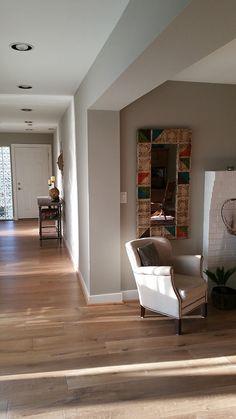 Hallmark Floors Malibu, Alta Vista Collection. Great for the Reclaimed 'beachy' look. The Alta Vista Collection by Hallmark Floors is an Engineered Wood Floor