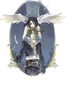 Final Fantasy VIII - Squall Leonhart x Rinoa Heartilly - Squinoa