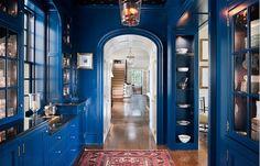 Синий коридор