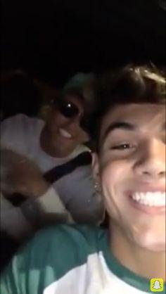 Grayson Dolan smile