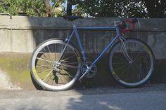 decycling - BIKE BUILD//ROAD BIKE TITAN CYCLES