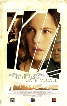 Cate McCall Davasi - The Trials of Cate McCall - 2013 - DVDRip Film Afis Movie Poster