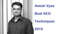 SEO techniques for  2015 . Learn more about advance SEO techniques  from SEO Expert