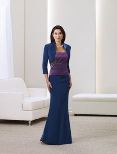 Mother of the bride dresses by Montage 211905#wedding #dress
