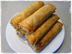 Lumpia´s naar origineel Indonesisch recept