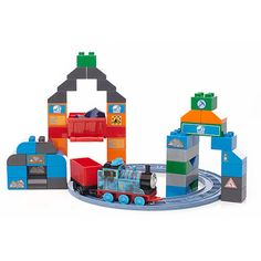 "Mega Bloks Thomas & Friends Blue Mountain Coal Mine - Toys 'R' Us - Toys ""R"" Us"