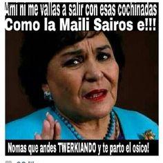 La Carmelitaaaaaaaaa jajajajajaja es la mamada  Sounds like myy mom