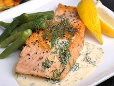 This simple salmon dish looks straight from the pages of a four-star restaurant menu. Best of all, it's good for all cycles of The 17 Day Diet. From The 17 Day Diet Breakthrough Edition.