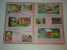 album-panini-BARBIE-PARADE-skipper-cara-ken-ginger-carnaval-de-rio-plage-1979