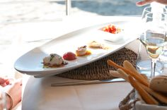 Seafood lunch in San Vincenzo