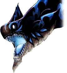 Acnologia from Fairy Tail