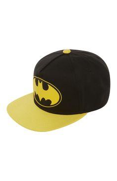 Primark - Batman Logo Peak Hat