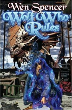 Wolf Who Rules (Elfhome, Book 2):  Invasion blocked, colonists missing, Pittsburg stranded on Elfhome.  Great SF series.