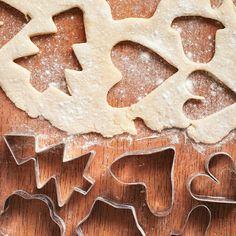 Impasto per i biscotti di natale