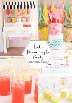 Flamingo Party DIY Ideas