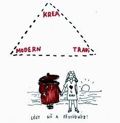 Gasztronómiai szentháromoság: tradíció, modernség, kreativitás. 1. Parancsolat: Légy hű a főztödhöz
