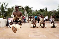 A Zulu dancer during a traditional performance at the uShaka Marine World in Durban, South Africa, on Dec. Durban South Africa, Down South, Zulu, Dancer, Southern, Traditional, World, Summer, Travel