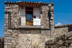 Exterior de los apartamentos rurales con encanto A Fala, en Trevejo, Sierra de Gata (Cáceres)