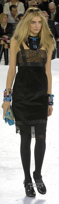 Chanel, Autumn/Winter, 2007, Ready to Wear