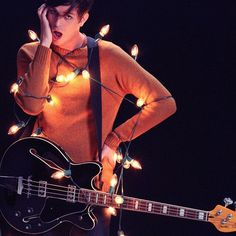 Fc Dallon weekes) Hello! I'm Dallon Weekes, the bassist of a band called Panic! At the disco. I'm the tallest and most fabulous member of the band. *i laugh* I'm 26 gay and single. Im very friendly so introduce!