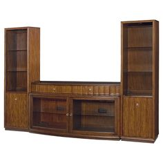 Another Beautiful California Closets System! Entertainment Unit ...