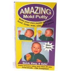 Mold Putty
