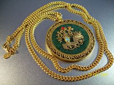 Vintage KJL Necklace Kenneth Jay Lane Chinese by LynnHislopJewels, $79.99