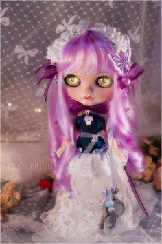 Madam Butterfly by fran-briggs.deviantart.com on @DeviantArt