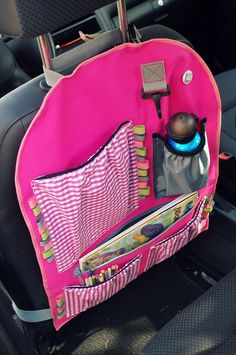 Suitcase, Backpacks, Kids, Baby, Sewing Ideas, Built Ins, Busy Bags, Bags, Organizers