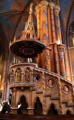 Matthias Church is a beautiful church in the Castle District in Budapest, on the Buda Read more